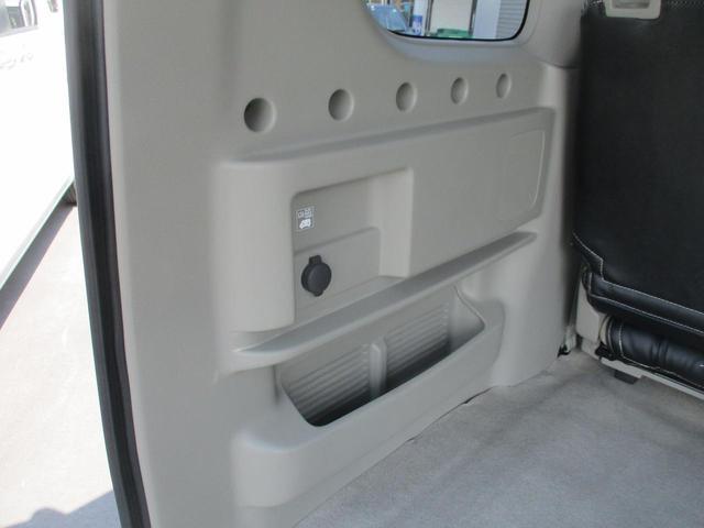 PZターボスペシャル 禁煙車 ハイルーフ レーダーブレーキ 両側自動スライドドア TRC HID フォグランプ ETC 革調シート SDナビ DVD CD 地デジ フルセグ 純正アルミ ウインカー付電格ミラー スマートキー(37枚目)