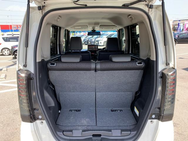 G ターボSSパッケージ 禁煙 ターボ レーダーブレーキ 両側自動 エンジンスターター ハーフレザー ウッドハン HID イエローフォグ ETC ドラレコ ディスプレイオーディオ ブルートゥース AUX USB シートヒーター(19枚目)