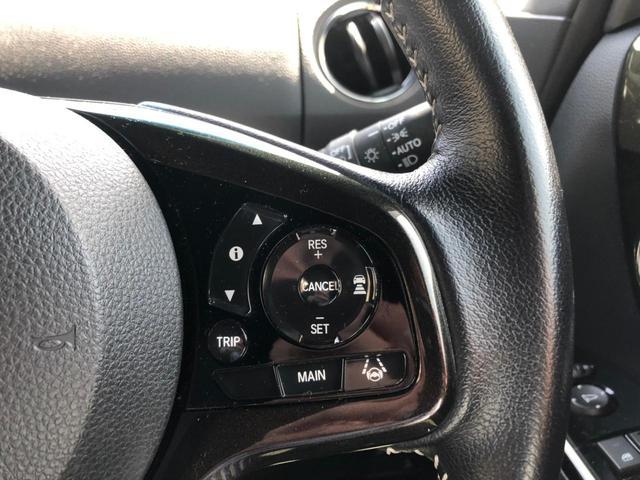 G・Lターボホンダセンシング 禁煙 1オーナー レーダーブレーキ レーダークルコン 両側自動ドア ドラレコ 純正11型ナビ DVD バックカメラ SD USB ETC オートライト ハーフレザーシート スマートキー セキュリティー(29枚目)