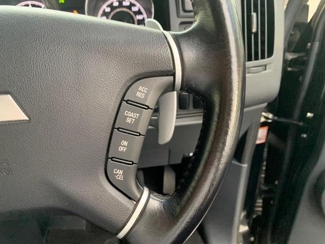 G パワーパッケージ 禁煙 SDナビ 後席フリップダウンモニター DVD CD ブルートゥース バックカメラ SD AUX ETC 両側自動スライド クルーズコントロール HID フォグ オートライト パドルシフト ABS(27枚目)
