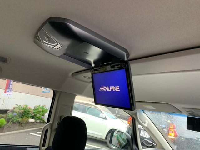G パワーパッケージ 禁煙 SDナビ 後席フリップダウンモニター DVD CD ブルートゥース バックカメラ SD AUX ETC 両側自動スライド クルーズコントロール HID フォグ オートライト パドルシフト ABS(40枚目)