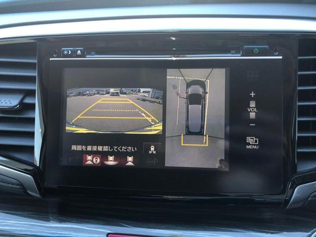 アブソルート・EX 1オーナー あんしんパッケージ 全方位カメラ フリップダウンモニター メーカーナビ 両側電動スライド 衝突軽減ブレーキ ACC BSM Bluetooth フルセグTV DVD USB ETC 禁煙車(14枚目)