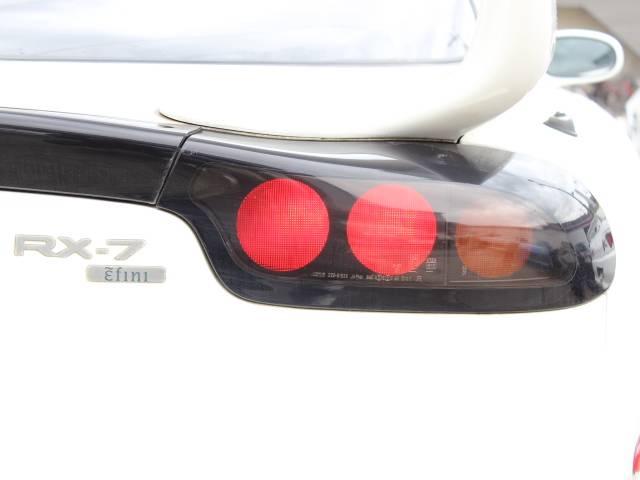 マツダ RX-7 タイプRガルウイングブリッツSBC-IDオーリンズ車高調