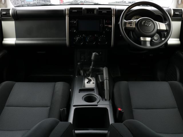 トヨタ FJクルーザー ベースグレード 2UP ウルトラ17AW 285MT