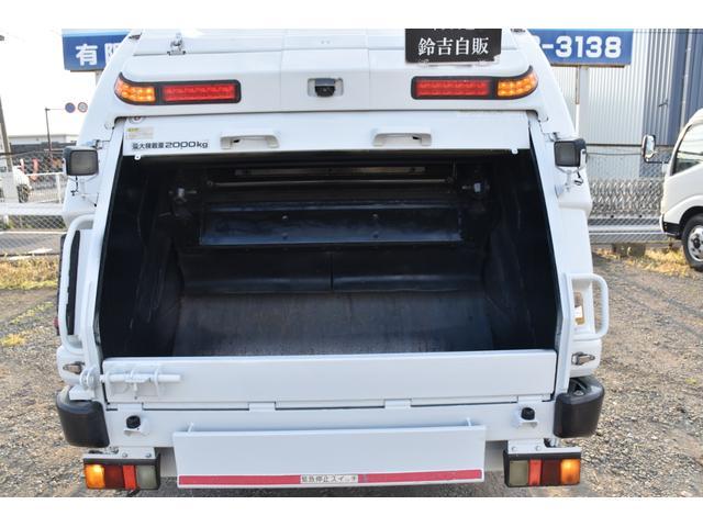 新明和製GPX プレス塵芥車 4.3立米 6MT(5枚目)