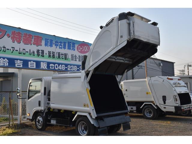 新明和製GPX プレス塵芥車 4.3立米 6MT(7枚目)
