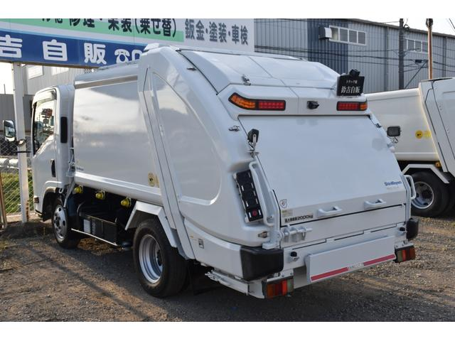 新明和製GPX プレス塵芥車 4.3立米 6MT(10枚目)