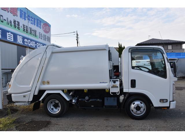 新明和製GPX プレス塵芥車 4.3立米 6MT(11枚目)