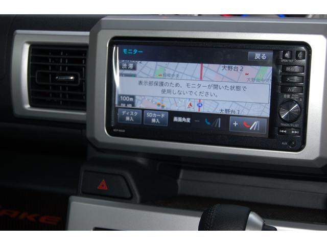 ダイハツ ウェイク G SA BLESSコンプリ-ト デモカー フルエアロ