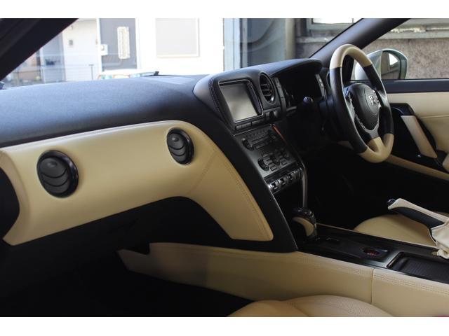 日産 GT-R プレミアムED14モデルファッショナブル緑整備メンテナンス車