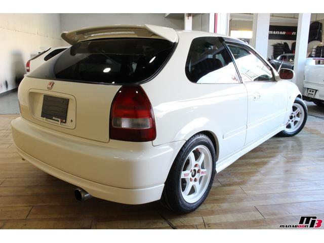 ホンダ シビック タイプR X SPOON車高調 無限 マフラー TE37