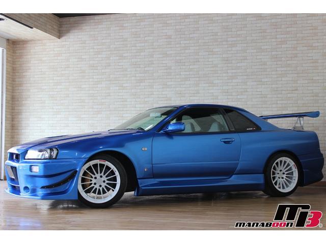 日産 スカイライン GT-R A'PEXiパワーFC等長Fパイプマフラー車高調