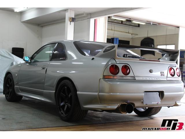 日産 スカイライン GT-R後期モデルHKS車高調GPスポーツマフラーSBC