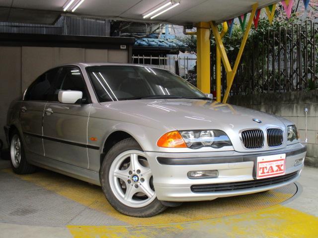 BMW BMW 323i ワンオーナー サンルーフ 禁煙車