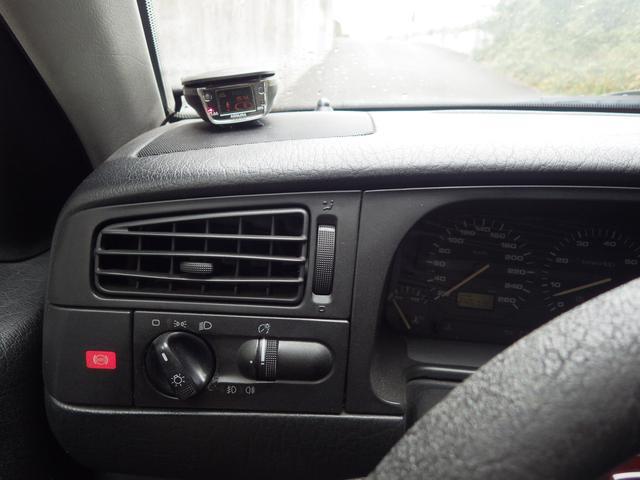 フォルクスワーゲン VW VR6 希少左ハンドル D車 MT5速