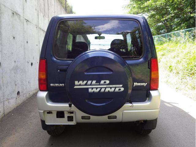 スズキ ジムニー 80周年記念車 ワイルドウインド