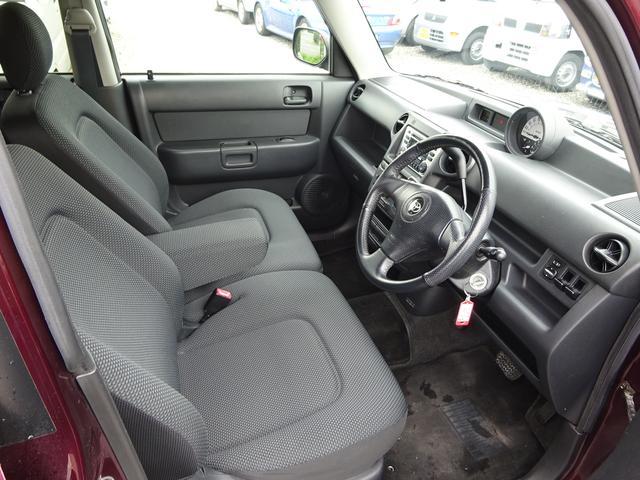 トヨタ bB S Xバージョンタイミングチェーン純正アルミ