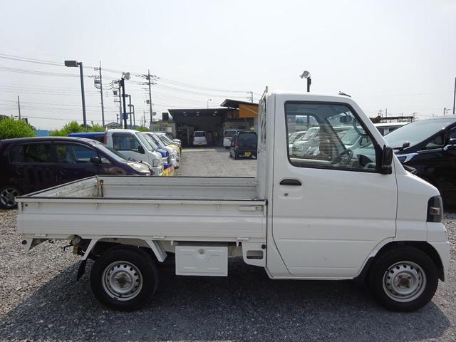 三菱 ミニキャブトラック VX-SE 5速MTエアコンパワステ