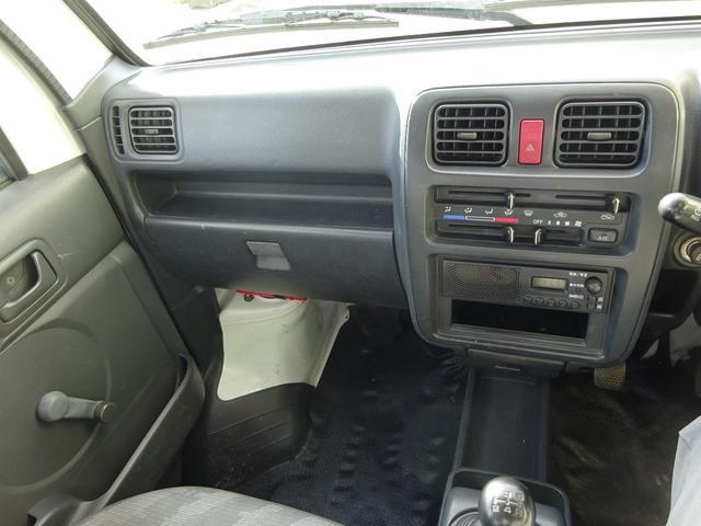 スズキ キャリイトラック KCエアコン・パワステパートタイム4WD 高低二段切替式