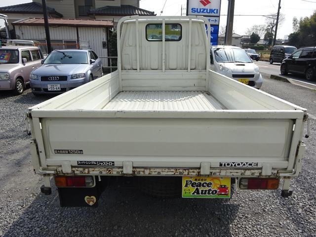 Sシングルジャストロー5MTパワステエアコンガソリン車(8枚目)
