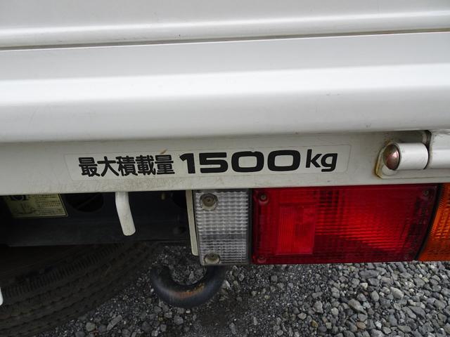 DX 5MTタイミングチェーンパワステ積載量1500キロ(11枚目)