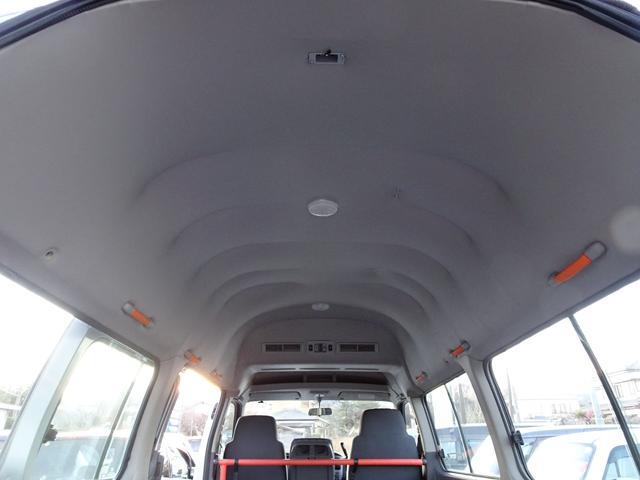スーパーロングGX 平成20年式 車検令和4年2月 走行27900キロ AT エアコン パワステ PW キーレス ナビ ワンセグ ミュージックサーバー 3人乗り 積載1350 リアクーラーヒーター ハイルーフ 修復歴無し(16枚目)