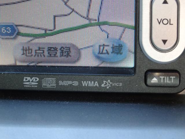 アエラス 平成18年式 走行58700キロ 4WD スマートキー 両側PSD ナビ バックカメラ オートエアコン リアクーラー DVD再生 ビルトインETC  純正17インチアルミホイール 8人乗り 修復歴無し(40枚目)