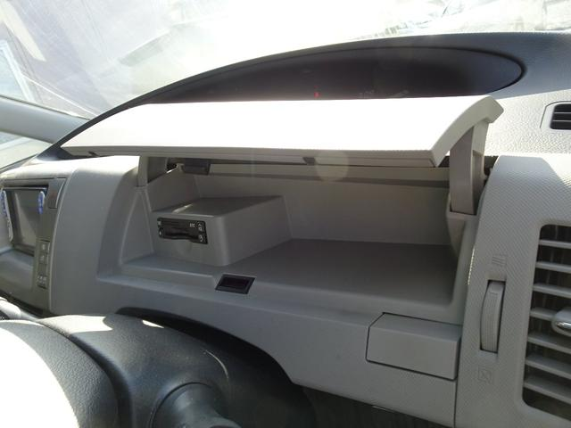 アエラス 平成18年式 走行58700キロ 4WD スマートキー 両側PSD ナビ バックカメラ オートエアコン リアクーラー DVD再生 ビルトインETC  純正17インチアルミホイール 8人乗り 修復歴無し(50枚目)