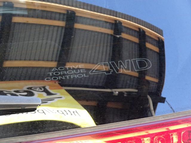 アエラス 平成18年式 走行58700キロ 4WD スマートキー 両側PSD ナビ バックカメラ オートエアコン リアクーラー DVD再生 ビルトインETC  純正17インチアルミホイール 8人乗り 修復歴無し(61枚目)
