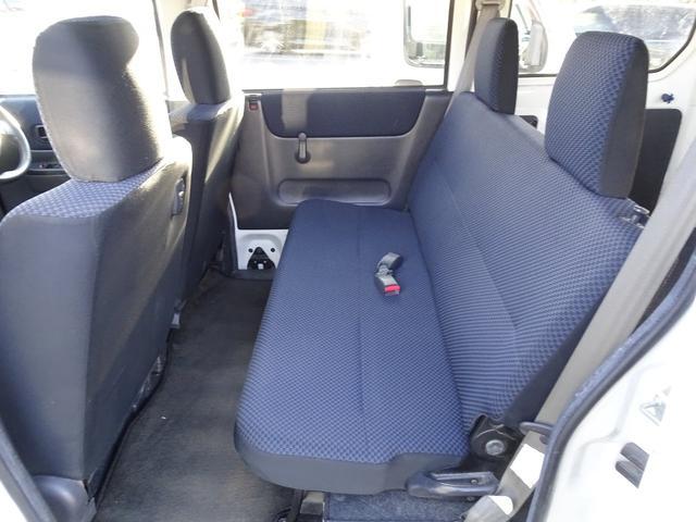 平成19年式 走行70000キロ 4WD オートマ エアコン パワステ 前列パワーウィンドウ キーレス CD 最大積載200キロ(22枚目)