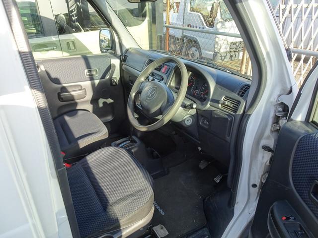 平成19年式 走行70000キロ 4WD オートマ エアコン パワステ 前列パワーウィンドウ キーレス CD 最大積載200キロ(29枚目)