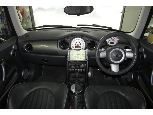 MINI MINI クーパーS パークレーン 特別仕様車 黒レザー 弱点箇所整備