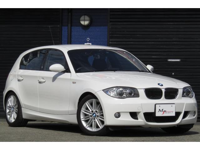 BMW BMW 130i Mスポーツ 純正HDDナビ 黒革シートH 禁煙車