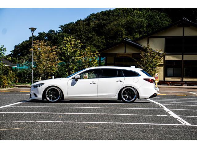 「マツダ」「アテンザワゴン」「ステーションワゴン」「神奈川県」の中古車16