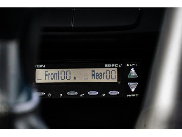 XD EDFC マニュアル六速 インタークーラー 車高調(22枚目)