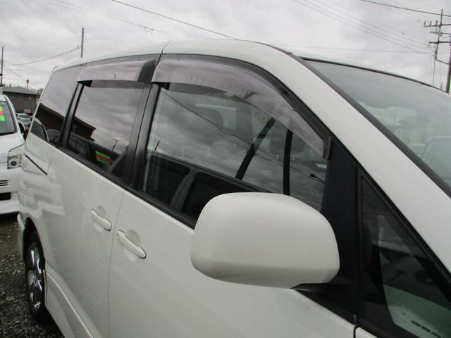 トヨタ ヴォクシー Z フルエアロ Tチェーン HIDETC ナビ 両側パワスラ