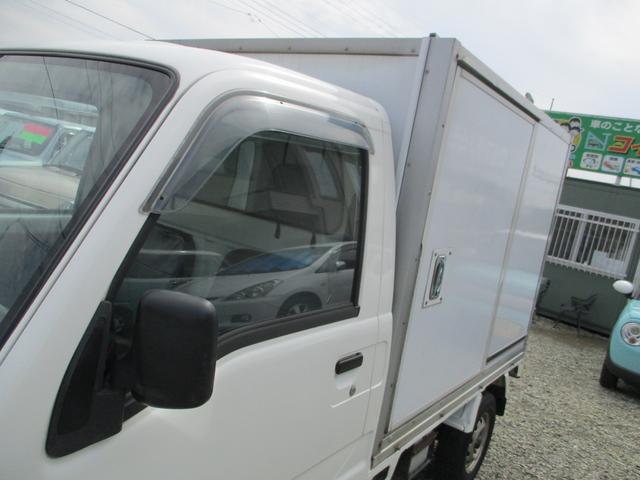 スバル サンバートラック 冷凍冷蔵車 A/T -7℃~35℃ キーレス