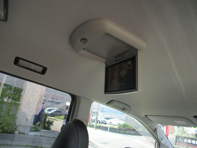 ZS Admirationエアロ HDDナビ ローダウン 後席天井モニター 黒革調シート ETC 両側パワースライドドア HID 前後駐車監視機能付ドライブレコーダー(32枚目)