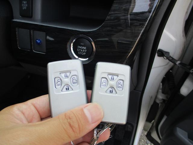 ZS Admirationエアロ HDDナビ ローダウン 後席天井モニター 黒革調シート ETC 両側パワースライドドア HID 前後駐車監視機能付ドライブレコーダー(33枚目)