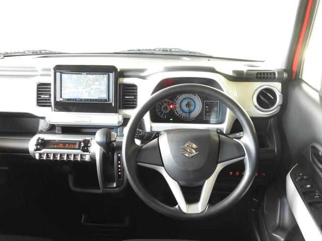 ハイブリッドMX セーフティサポートパッケージ デュアルセンサーブレーキサポート ナビ ワンセグTV 前席シートヒーター パドルシフト オートライト(3枚目)