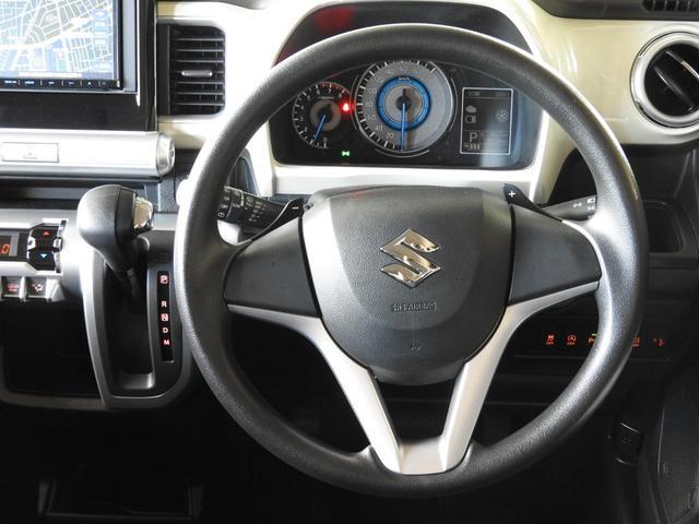 ハイブリッドMX セーフティサポートパッケージ デュアルセンサーブレーキサポート ナビ ワンセグTV 前席シートヒーター パドルシフト オートライト(12枚目)