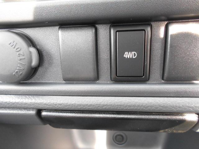 KCエアコン・パワステ 4WD 5速MT メモリーナビ付(12枚目)