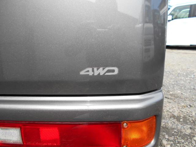 G ETC CD再生 4WD Wエアバッグ エアコン(9枚目)