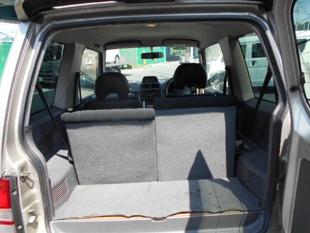 アニバーサリーリミテッド-V 4WD 15インチAW(11枚目)