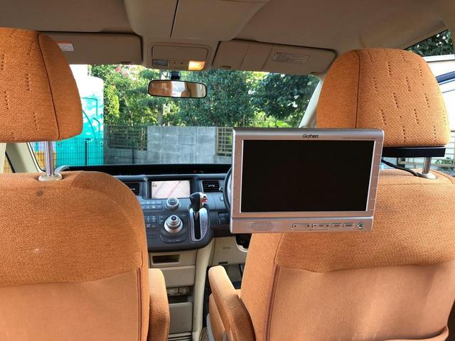 ホンダ ステップワゴン G Lパッケージ ETC バックカメラ 左パワースライド