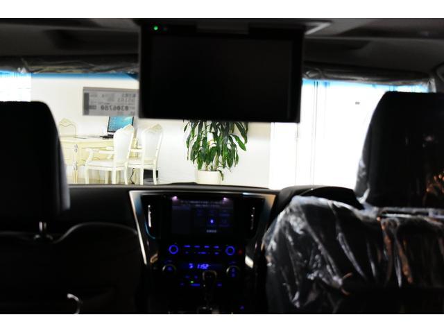 2.5S Cパッケージ 新車 3眼LED ムーンルーフ T-コネクトナビ 12.1リアモニター CD/DVD(12枚目)