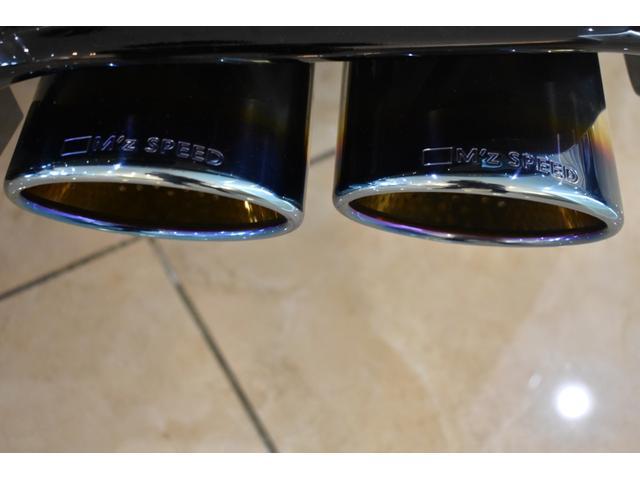 本革シート 調光式パノラマルーフ パノラミックビューモニターパーキングアシスト JBL12.9ナビデジタルインナーミラーBSM チタンカラマフラー4本出しマフラー21インチホイール ホイールサイズ デザイン変更可(18枚目)