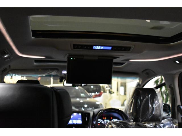 2.5S Cパッケージ 3眼LED  ムーンルーフ TコネナビK 12.1後席リアモニター CD.DVD インテリジェンスクリアランスソナー両側電動スライドドア バックカメラ標準装備 モデリスタエアロ 20インチホイール(30枚目)