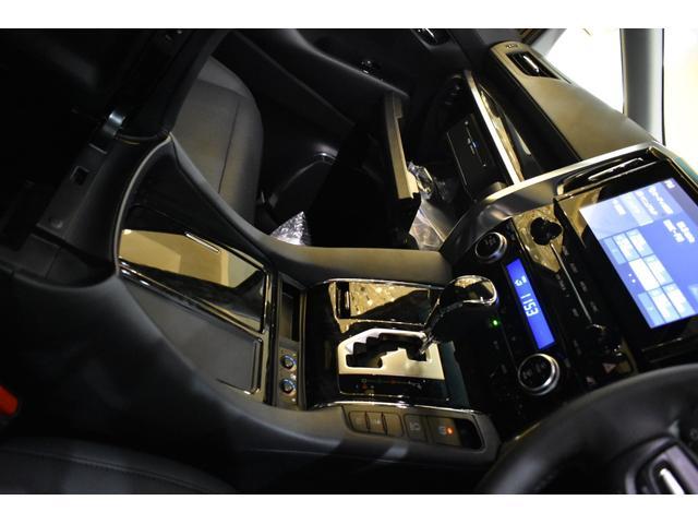 2.5S Cパッケージ 3眼LED  ムーンルーフ TコネナビK 12.1後席リアモニター CD.DVD インテリジェンスクリアランスソナー両側電動スライドドア バックカメラ標準装備 モデリスタエアロ 20インチホイール(31枚目)