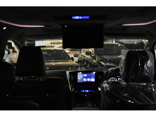 2.5S Cパッケージ 3眼LED  ムーンルーフ TコネナビK 12.1後席リアモニター CD.DVD インテリジェンスクリアランスソナー両側電動スライドドア バックカメラ標準装備 モデリスタエアロ 20インチホイール(40枚目)